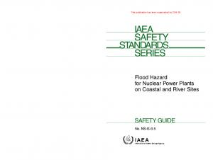 IAEA SAFETY STANDARDS SERIES