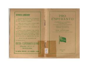 IBERIA ESPERANTO-SEI'VO