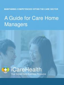 icarehealth Your Social Care Business Resource