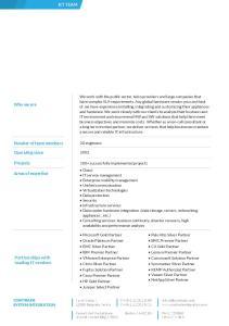 ICT TEAM INFORMATION & COMMUNICATIONS TECHNOLOGY TEAM