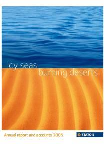 icy seas burning deserts