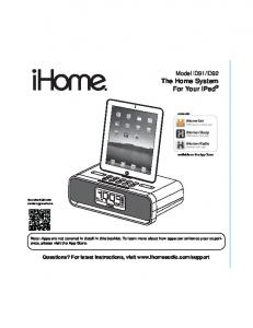 id92 The Home System For Your ipad