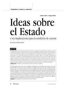 Ideas sobre el Estado