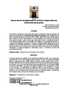 IDENTIDADES DOS SUJEITOS 1 Marino Albrecht Junior 2 RESUMO