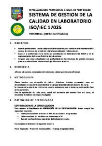 IEC 17025