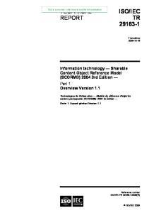IEC TR TECHNICAL REPORT