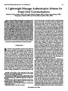 IEEE TRANSACTIONS ON SMART GRID, VOL. 2, NO. 4, DECEMBER