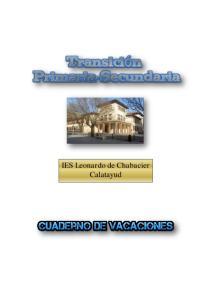 IES Leonardo de Chabacier Calatayud