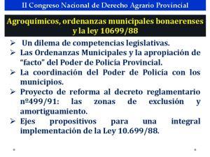 II Congreso Nacional de Derecho Agrario Provincial