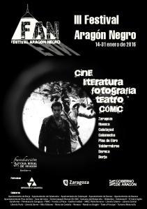 III Festival Aragón Negro
