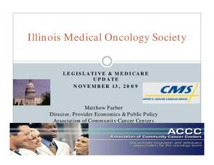 Illinois Medical Oncology Society