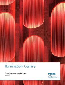 Illumination Gallery. Transformations in Lighting. Volume 3