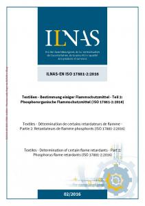 ILNAS-EN ISO :2016