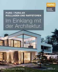 Im Einklang mit der Architektur