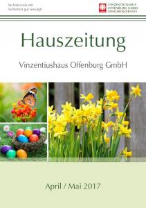 Im Netzwerk mit Sicherheit gut versorgt! Hauszeitung. Vinzentiushaus Offenburg GmbH