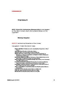 IMAGE 22: Interdisciplinary Perspectives on Visual Literacy