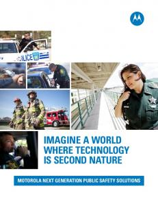 imagine a world where technology is second nature
