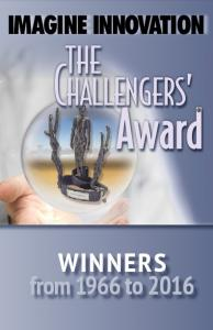 IMAGINE INNOVATION. the Challengers Award