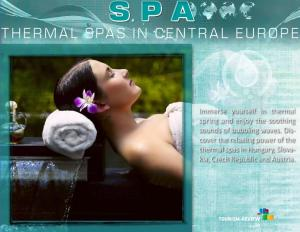 Immerse yourself in thermal spring and enjoy the soothing sounds of bubbling waves. Discover the relaxing power of the thermal spas in Hungary,