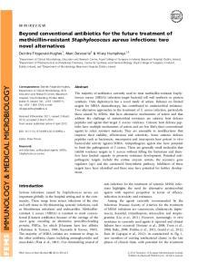 IMMUNOLOGY & MEDICAL MICROBIOLOGY