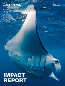 IMPACT REPORT IMPACT REPORT SPRING SPRING ISSUE