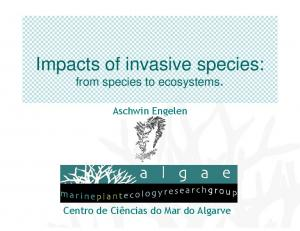 Impacts of invasive species: from species to ecosystems