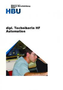 in HF Automation