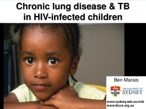 in HIV-infected services children