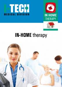 IN-HOME therapy IN HOME THERAPY