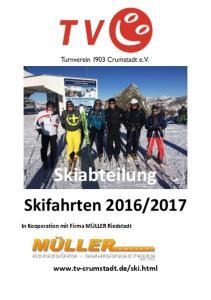 In Kooperation mit Firma MÜLLER Riedstadt
