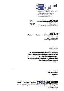 in Kooperation mit RWE Power