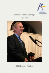 In memoriam Ian Horsbrugh