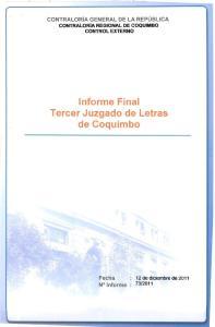 In orme Final Ter er Juzgado de Letras de Coquimbo