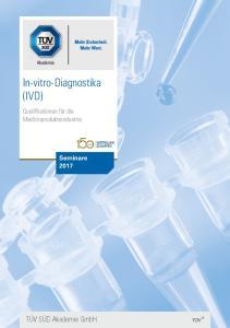 In-vitro-Diagnostika (IVD)