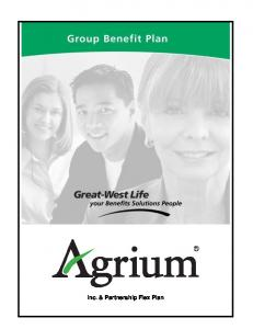 Inc. & Partnership Flex Plan
