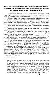 Incipit; manipulus vel directorium juris civilis et collectus per necessaria, quae