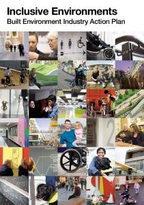 Inclusive Environments Built Environment Industry Action Plan
