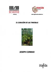 index.htm EL CORAZÓN DE LAS TINIEBLAS JOSEPH CONRAD