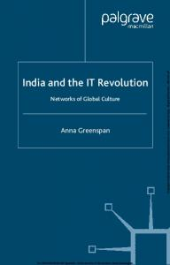 India and the IT Revolution