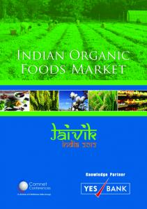Indian Organic Foods Market