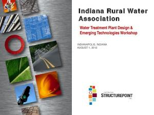 Indiana Rural Water Association