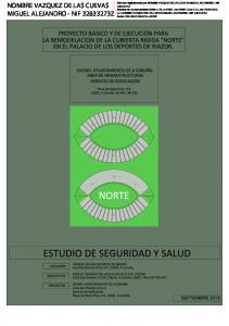 INDICE GENERAL 01. MEMORIA 02. PLANOS. 03. PLIEGO DE CONDICIONES. 04. MEDICIONES Y PRESUPUESTOS