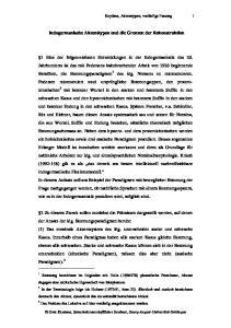 Indogermanische Akzenttypen und die Grenzen der Rekonstruktion