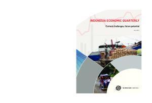 INDONESIA ECONOMIC QUARTERLY