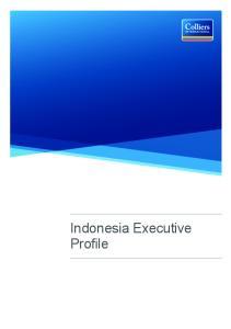 Indonesia Executive Profile