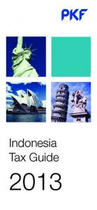 Indonesia Tax Guide 2013