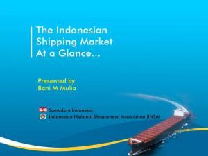 Indonesian Economic Overview Indonesian Archipelago