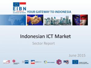 Indonesian ICT Market