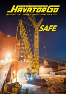 INDUSTRIAL AND CONSTRUCTION SOLUTIONS SINCE 1956 SAFE