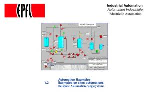 Industrial Automation Automation Industrielle Industrielle Automation